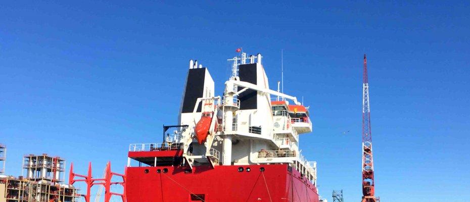海德威自主完成压载水处理系统甲板方案改装
