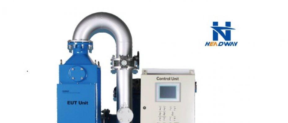 海德威为大型营运油轮安装压载水处理系统
