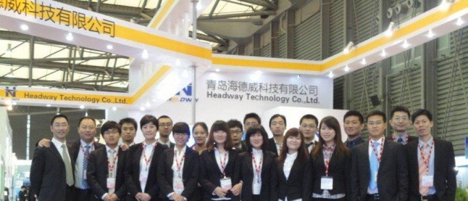 海易胜博官方网站成功参展Marintec China 2011