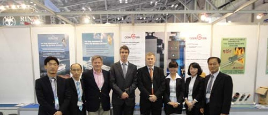 海德威海洋卫士™压载水处理系统亮相韩国展会KORMARINE