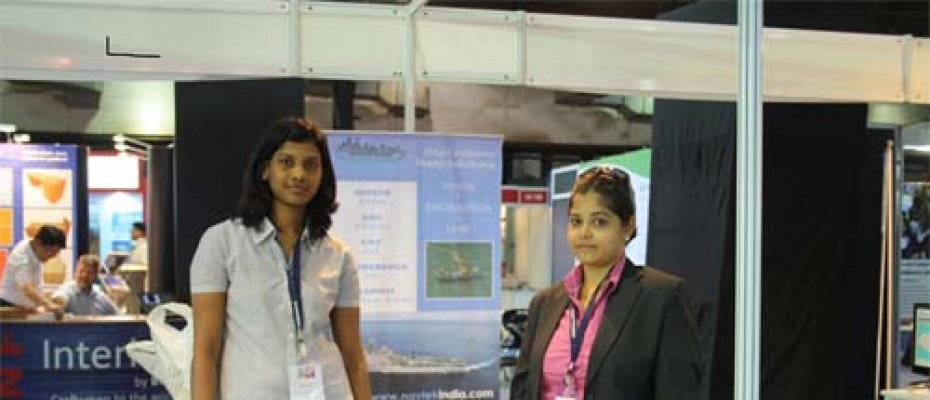 海德威海洋卫士™压载水处理系统亮相印度INMEX展会