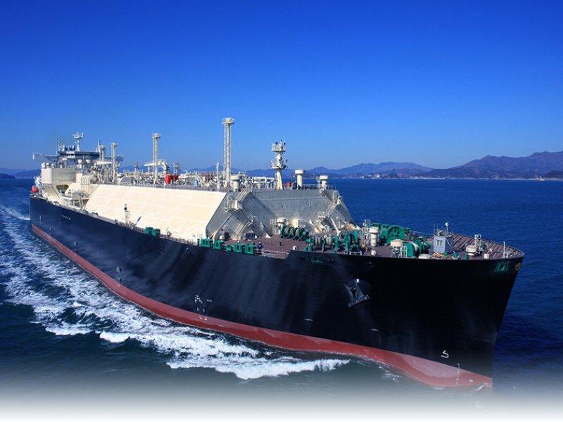 LNG新燃料供给系统