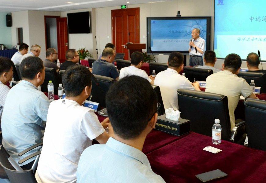 「线下+线上」相结合 海德威打造完善全球培训服务体系